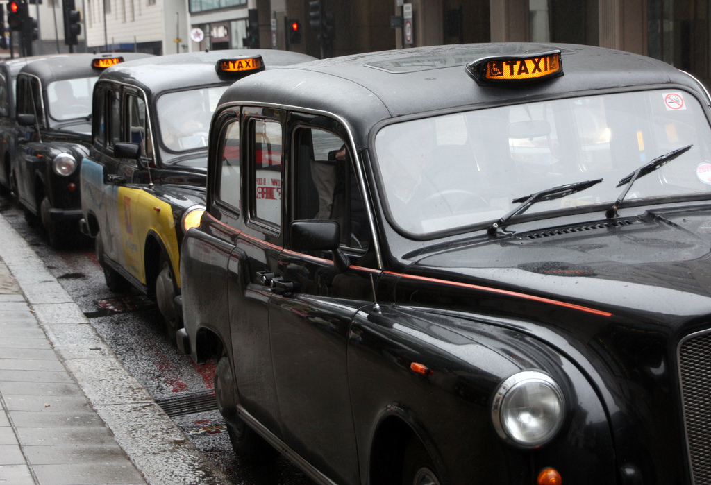 London Cabs by rosipaw