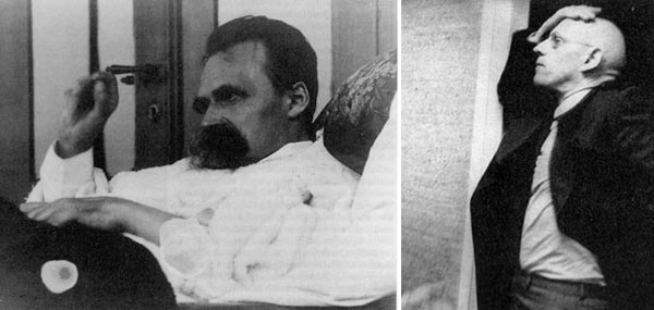 outline how nietzsche and foucault have While foucault has decisively influenced postmodern theory, he cannot be   nietzsche provided foucault, and nearly all french poststructuralists, with the   as evident from the dramatic historical shifts foucault outlines in discipline and.