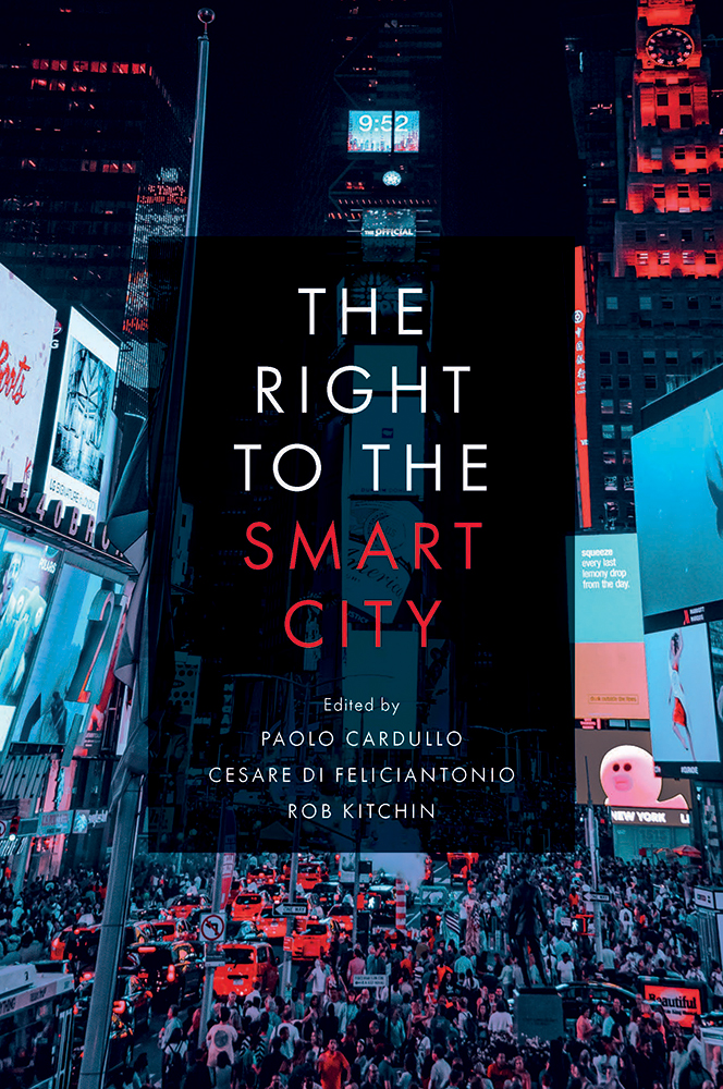 Right to the smart city cover